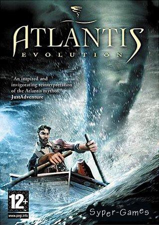 Атлантида Эволюция / Atlantis Evolution (RUS+ENG)