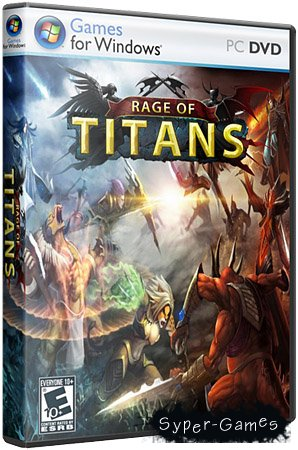 Ярость титанов / Rage Of Titans (PC/RUS)
