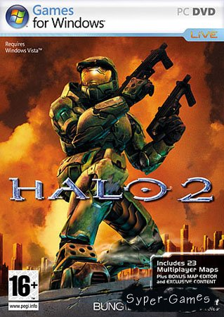 Halo 2 for XP, Vista, 7 (PC/RUS)