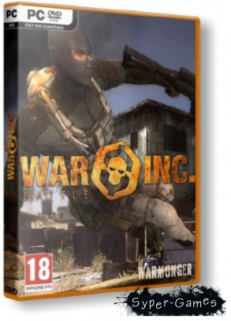 War Inc. Battle Zone (2011/PC/Rus)