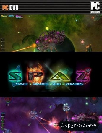 Space Pirates And Zombies (2011/ENG)