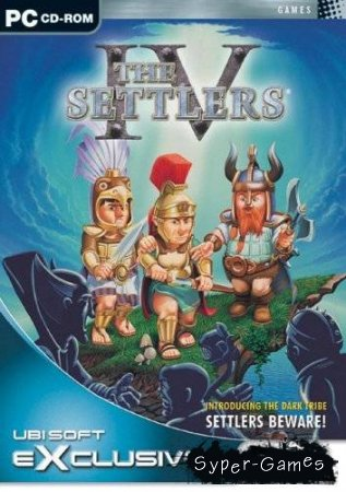 The Settlers IV (2001/PC/RUS)
