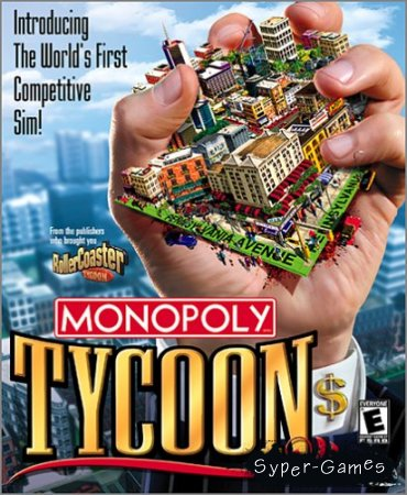 Monopoly Tycoon (2001/PC/RUS)