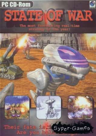 State of War (2001/PC/RUS)