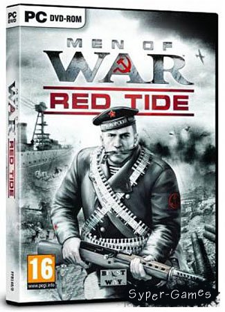 Men of War: Red Tide (RePack Spieler/FULL RU)