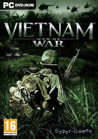 Men Of War: Vietnam (2011/ENG)
