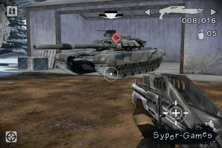 Battlefield: Bad Company 2 v.1.07 (Android 2.3+)