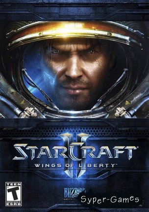 StarCraft II: Wings of Liberty (2010/PC/RUS/RePack)