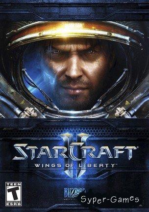 StarCraft II: Wings of Liberty (2010/PC/RUS/RePack)