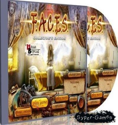 Л.И.Ц.А Коллекционное издание / F.A.C.E.S Collector's Edition (2011/RUS)
