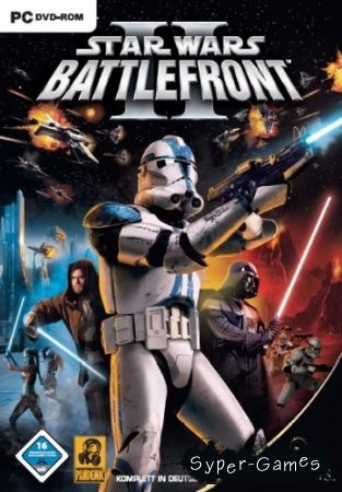 Star wars: Batllefront 2 (2006/RUS/PC)