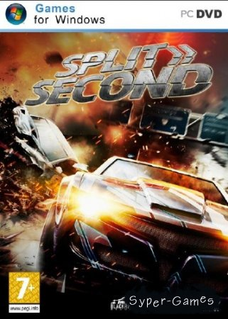 Split Second (2010/RUS/RePack от Sarcastic)