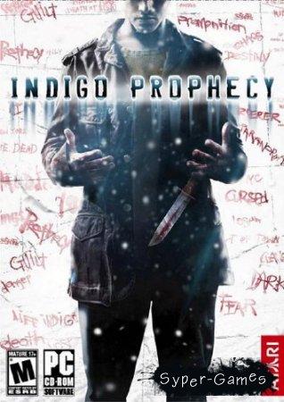 Фаренгейт: Пророчество Индиго / Fahrenheit: Indigo Prophecy (2005/RUS/RePack от R.G GamePack)
