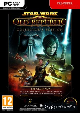 Star Wars: The Old Republic (2011/ENG/Beta)