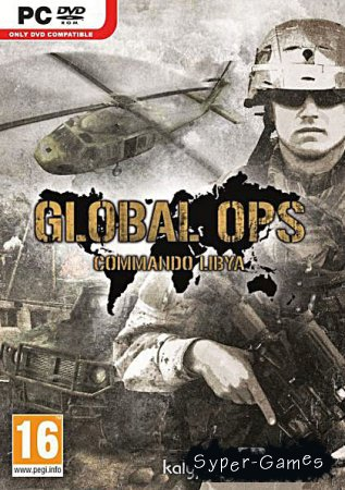 Global Ops: Commando Libya (2011/GER)