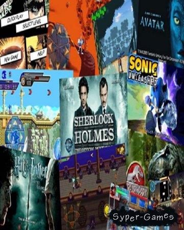 Аdventures Pack / Коллекция бродилок для сенсорных телефонов (2011)