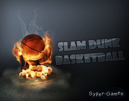 Slam Dunk Basketball v.1.00 (2011/ENG/Symbian^3)