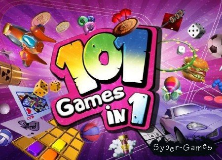 101-in-1 Games (1.0) [Аркада, RUS] [Android]