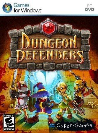 Dungeon Defenders + DLC (2011/ENG/Multi5)
