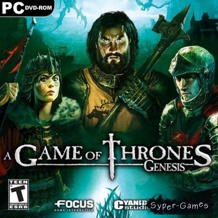 Game of Thrones: Genesis (2011/ENG/FRA)