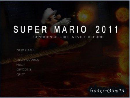 Super Mario 2011 (2011/ENG)