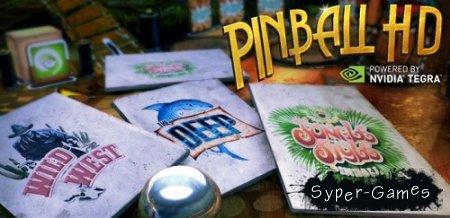 Pinball HD лля Tegra 2 (Android/ENG/2011)