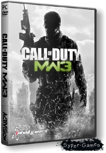 Call of Duty Modern Warfare 3 Lossless RePack R. G. Enwteyn (2011 RUS/ENG)