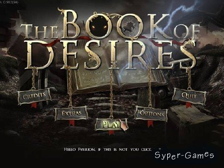 The Book of Desires (2011/Beta)