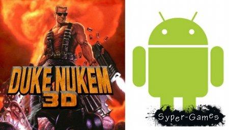Duke Nukem 3D (Android/ENG/2011)