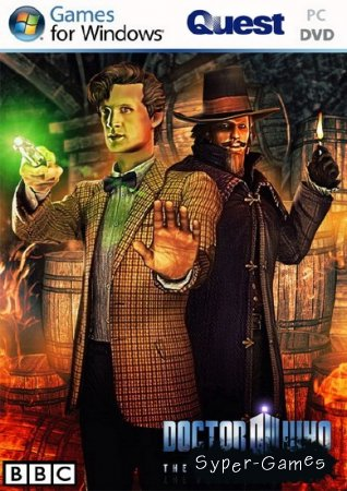 Doctor who the adventure games: The Gunpowder Plot / Доктор кто: пороховой заговор (2011/ENG)