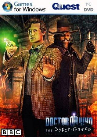 Doctor who the adventure games: The Gunpowder Plot / Доктор кто: пороховой заговор (2011/ENG)