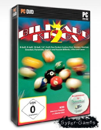Billard Kings 2 (2011)