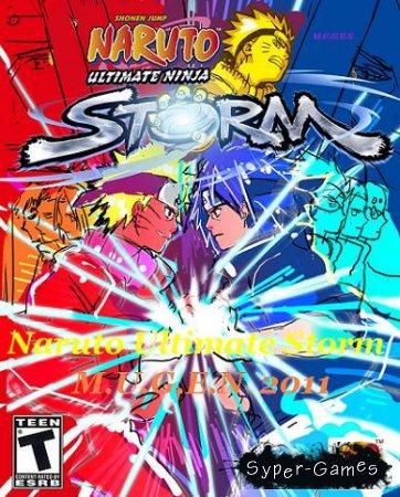 Naruto Storm M.U.G.E.N [1.1] [P] [ENG / ENG] (2011)
