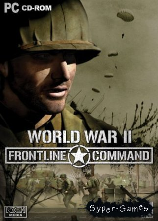World War 2: Frontline Command (2003/PC/RUS)