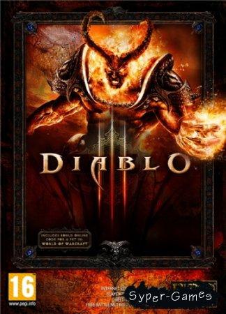 Diablo III / Диабло 3 v0.4.0.7841 (2011/Eng) Beta