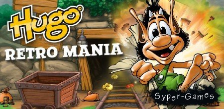 Hugo Retro Mania (1.0.3) [Аркада, ENG][Android]