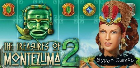 The Treasures of Montezuma 2 (1.2.25) [Аркада, RUS][Android]