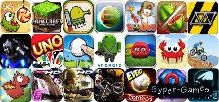 ТОП 20 платных Игр из Android Market (2012)