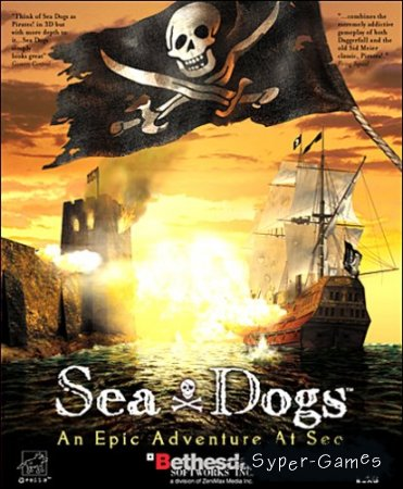 Sea Dogs (2000/PC/RePack/RUS)