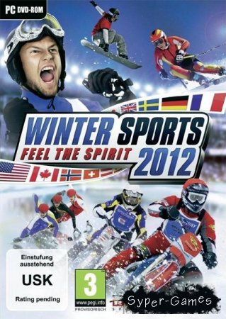 Winter Sports 2012: Feel The Spirit (2011/ENG)