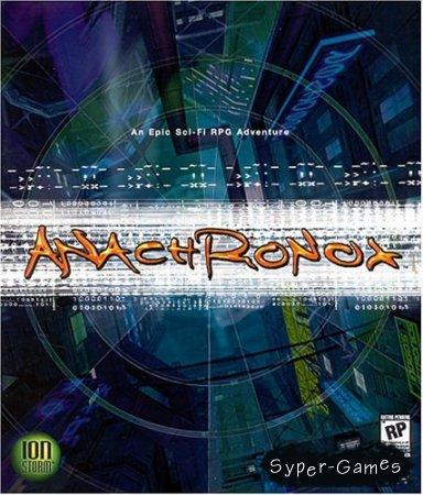 Anachronox (2001/PC/RePack/RUS)