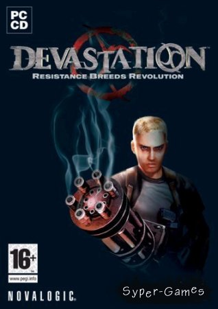 Devastation (2003/PC/RePack/RUS)