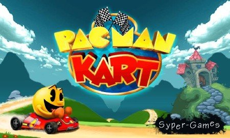 Pac-Man Kart Rally (1.0) [Arcade / Racing / 3D, ENG][Android]