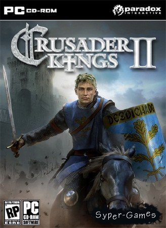 Crusader Kings II (Paradox Interactive) (2012/ENG/L)
