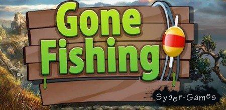 Gone Fishing (1.3.4) [Симулятор рыбалки, RUS] [Android]