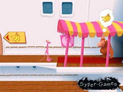 Розовая пантера. Наследство дядюшки Кука (2002) PC