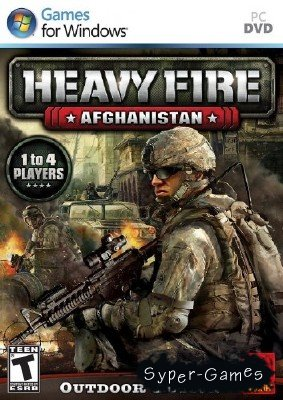 Heavy Fire. Afghanistan (2012) ENG
