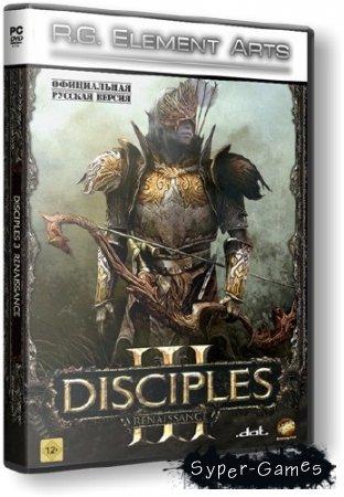 Disciples 3: Renaissance v1.06.2 (2009/Rus/RePack от R.G. Element Arts)