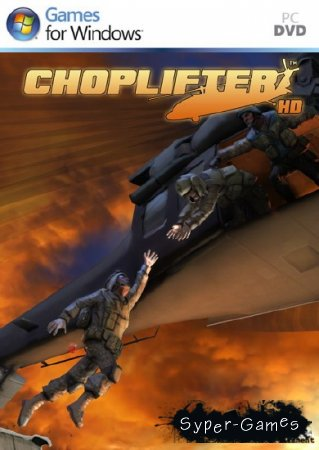 Choplifter HD (2012/ENG/RePack от Tirael4ik)