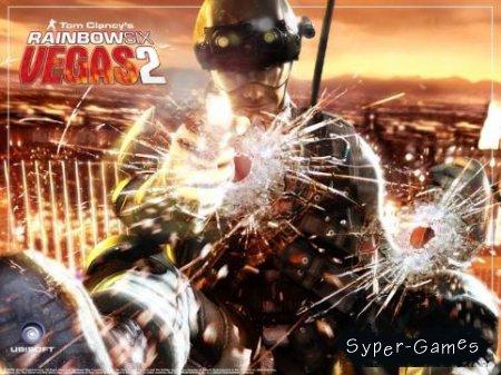 Tom Clancy's Rainbow Six - Vegas 2 (2008/RUS/RePack by Ininale)